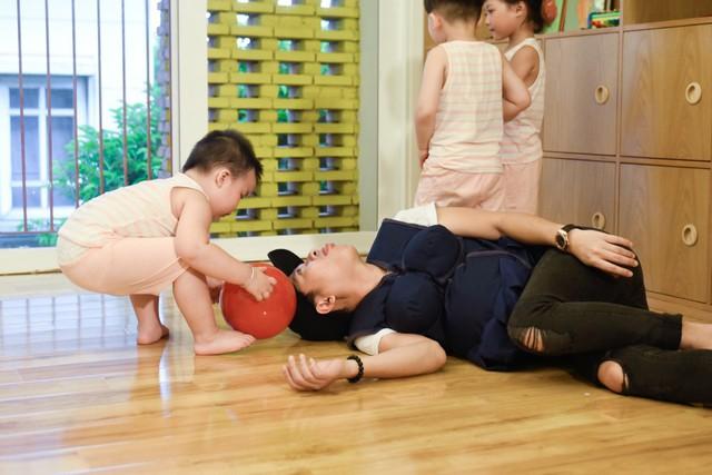 Khi đàn ông mang bầu: Song Giang giành chiến thắng, Trấn Thành cho rằng do trời thương - Ảnh 3.