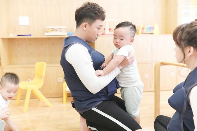 Khi đàn ông mang bầu: Song Giang giành chiến thắng, Trấn Thành cho rằng do trời thương - Ảnh 2.