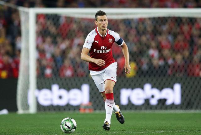 Bí ẩn băng thủ quân của Arsenal dưới thời Emery - Ảnh 1.