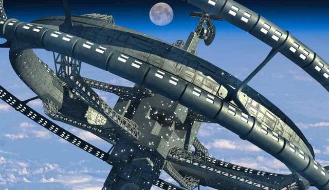 Tỉ phú người Nga xây dựng vương quốc ngoài vũ trụ đầu tiên của loài người - Ảnh 3.