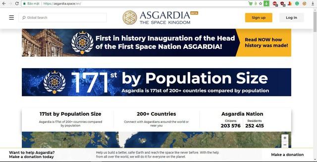 Tỉ phú người Nga xây dựng vương quốc ngoài vũ trụ đầu tiên của loài người - Ảnh 1.