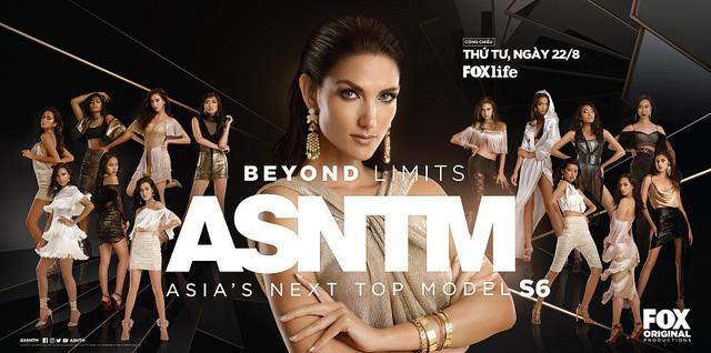 Đón xem Asias Next Top Model mùa 6 trên FOX Life - VTVcab - Ảnh 1.