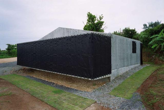 Ngôi nhà ở Nhật có thiết kế mở, gần gũi với thiên nhiên - Ảnh 3.