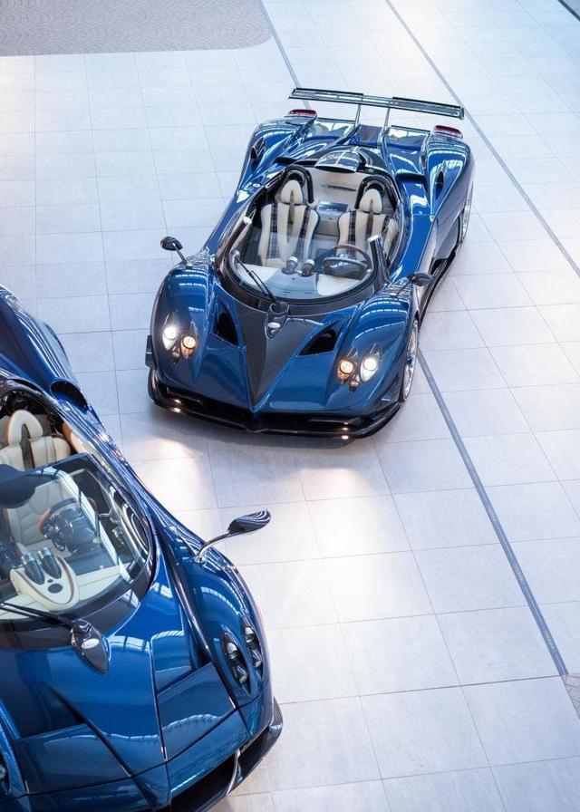 Pagani Zonda HP Barchetta - Siêu xe đắt đỏ nhất thế giới - Ảnh 1.