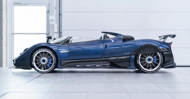 Pagani Zonda HP Barchetta - Siêu xe đắt đỏ nhất thế giới - Ảnh 2.