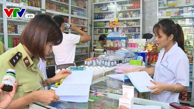 Hà Nội: Phát hiện nhiều loại thuốc và thực phẩm chức năng không đảm bảo điều kiện lưu thông - Ảnh 1.