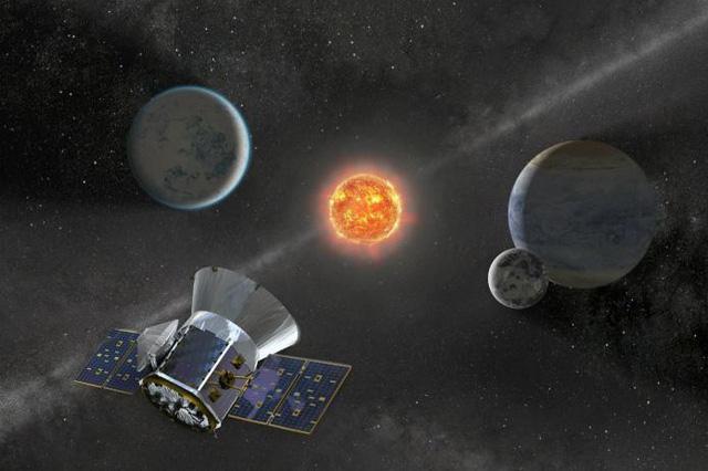 Vệ tinh TESS của NASA chính thức tìm kiếm sự sống tại các hành tinh mới - Ảnh 1.