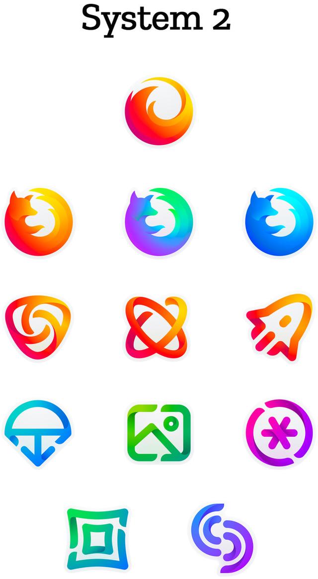 Firefox đổi logo mới, thay nhận diện thương hiệu - Ảnh 1.