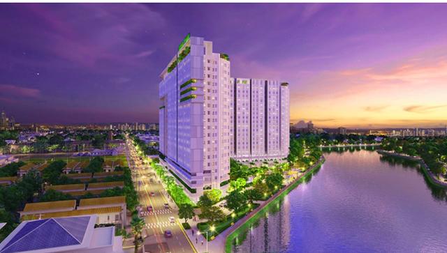 Sở hữu căn hộ view sông tại Bắc Sài Gòn chỉ với 330 triệu đồng - Ảnh 1.