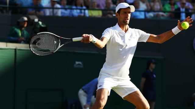 Djokovic ra quân thành công tại Wimbledon 2018 - Ảnh 2.