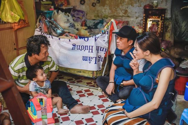 Khi đàn ông mang bầu: Hương Giang, Trấn Thành khẩu chiến tranh giành địa bàn bán bún bò - Ảnh 5.