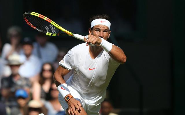 Nadal vào vòng 3 Wimbledon, Wawrinka và Cilic dừng bước - Ảnh 1.