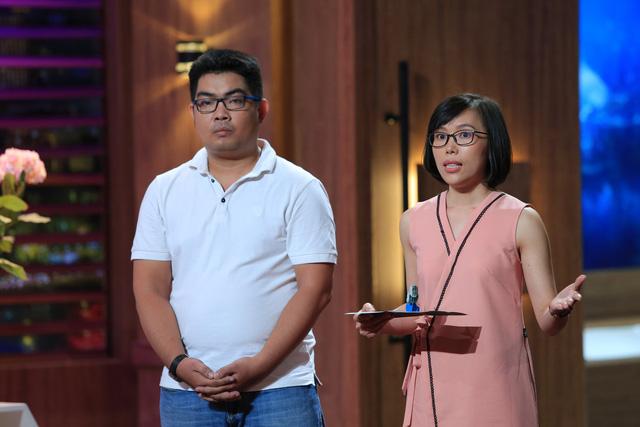 Shark Tank Việt Nam: Startup lắc đầu trước tiền tỷ đầu tư của Shark Phú và Louis Nguyễn - Ảnh 3.