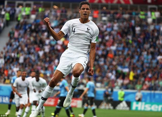 Chấm điểm ĐT Pháp 2-0 ĐT Uruguay: Griezmann đã hay còn may - Ảnh 2.