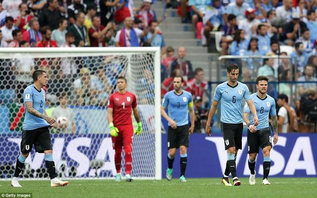 Chấm điểm ĐT Pháp 2-0 ĐT Uruguay: Griezmann đã hay còn may - Ảnh 5.