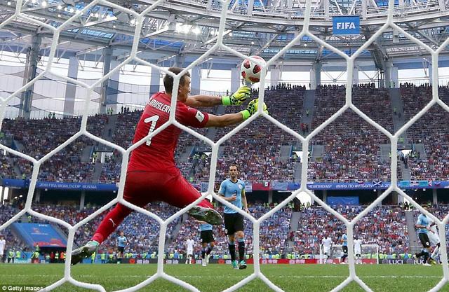 Chấm điểm ĐT Pháp 2-0 ĐT Uruguay: Griezmann đã hay còn may - Ảnh 6.