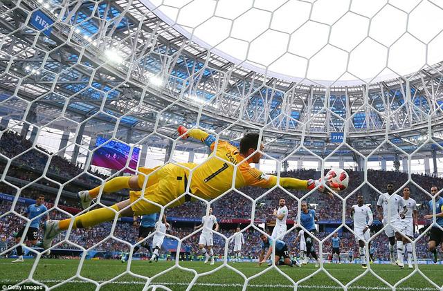Chấm điểm ĐT Pháp 2-0 ĐT Uruguay: Griezmann đã hay còn may - Ảnh 3.