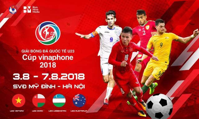 ĐT U23 Việt Nam sắp tái hiện trận chung kết U23 châu Á trên sân Mỹ Đình - Ảnh 1.