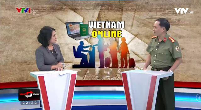 Số hóa xuất nhập cảnh và quản lý người nước ngoài ở Việt Nam - Ảnh 1.