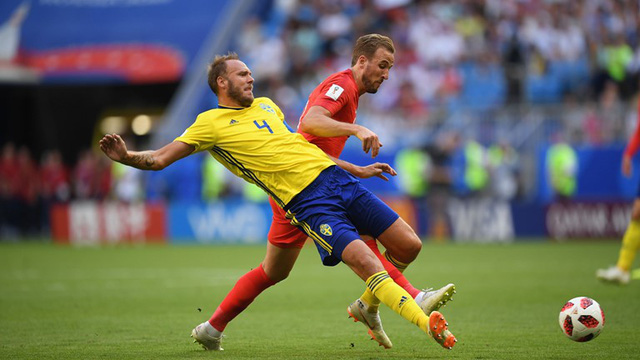 Chấm điểm Anh 2-0 Thụy Điển: Thủ thành Pickford giữ chặt vé bán kết cho Tam sư - Ảnh 5.
