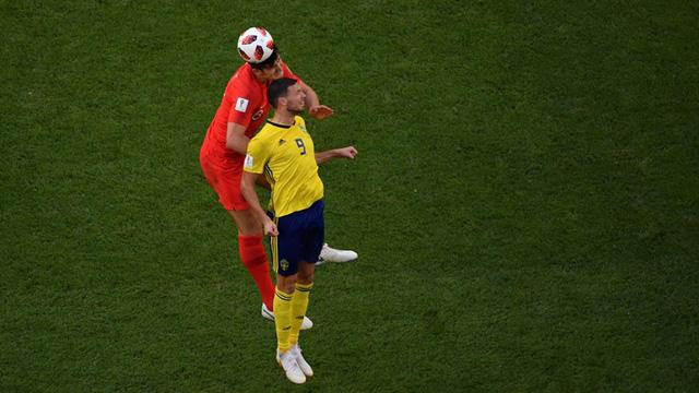 Chấm điểm Anh 2-0 Thụy Điển: Thủ thành Pickford giữ chặt vé bán kết cho Tam sư - Ảnh 6.