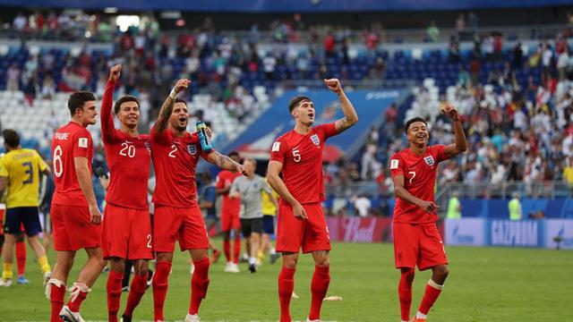 Chấm điểm Anh 2-0 Thụy Điển: Thủ thành Pickford giữ chặt vé bán kết cho Tam sư - Ảnh 2.