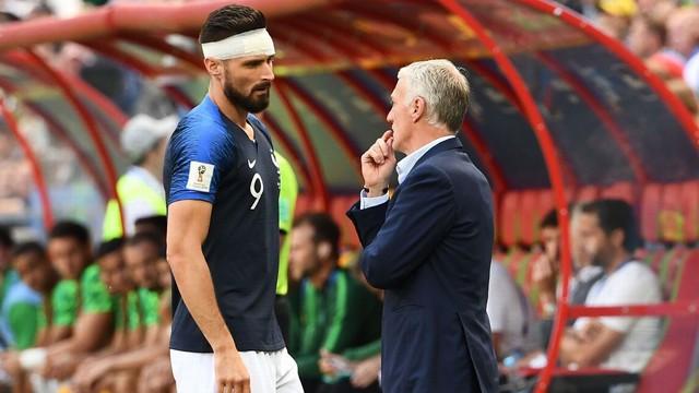 Sở hữu thông số tệ hại, sao tuyển Pháp vẫn được bảo vệ - Ảnh 2.