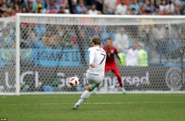 Chấm điểm ĐT Pháp 2-0 ĐT Uruguay: Griezmann đã hay còn may - Ảnh 1.