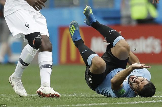 Chấm điểm ĐT Pháp 2-0 ĐT Uruguay: Griezmann đã hay còn may - Ảnh 4.
