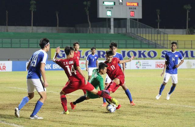 Hòa Singapore, U19 Việt Nam chia tay giải U19 Đông Nam Á từ vòng bảng - Ảnh 1.