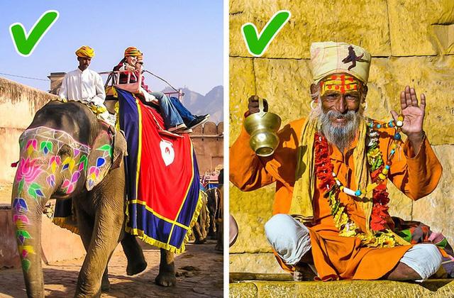 Sự thật về Ấn Độ khiến bạn hối tiếc nếu không tới đất nước này - Ảnh 1.