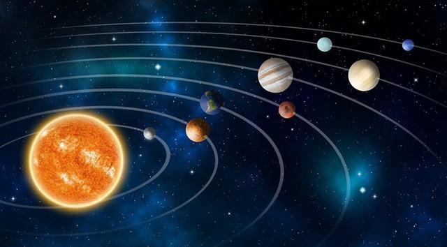 Ngạc nhiên với những sự thật thú vị về không gian - Ảnh 12.