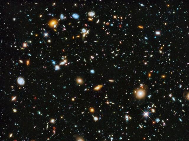 Ngạc nhiên với những sự thật thú vị về không gian - Ảnh 14.