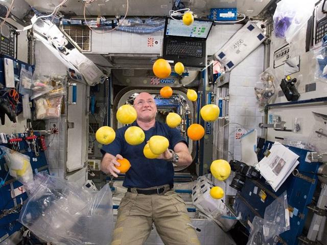 Ngạc nhiên với những sự thật thú vị về không gian - Ảnh 3.