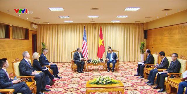 Việt Nam coi trọng và mong muốn phát triển quan hệ Đối tác toàn diện Việt Nam - Hoa Kỳ - Ảnh 1.