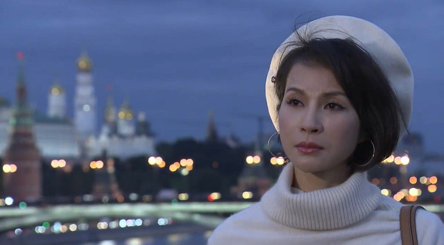 Tình khúc Bạch Dương tung trailer đẹp say đắm về nước Nga - Ảnh 4.