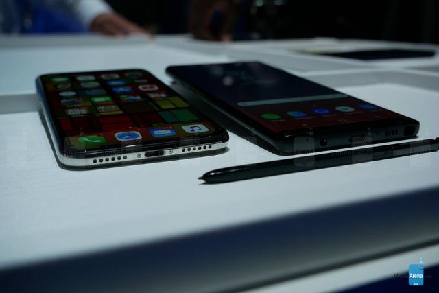 Đọ đáng Galaxy Note 9 và iPhone X: Ai chất hơn ai? - Ảnh 4.