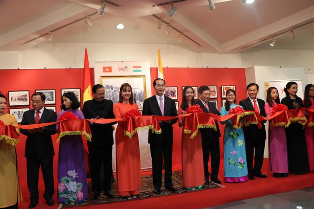 Bắc nhịp cầu cho quan hệ Việt Nam - Ấn Độ tiến xa hơn - Ảnh 1.