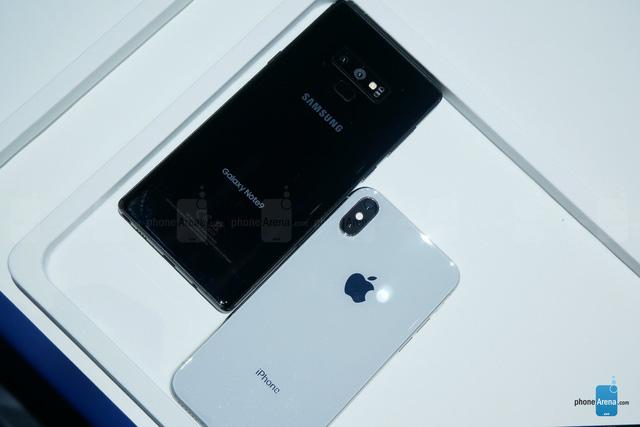 Đọ đáng Galaxy Note 9 và iPhone X: Ai chất hơn ai? - Ảnh 6.