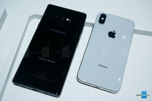 Đọ đáng Galaxy Note 9 và iPhone X: Ai chất hơn ai? - Ảnh 5.