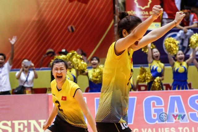 ẢNH: Nhìn lại trận bán kết VTV Cup kịch tính của ĐT Việt Nam trước Tứ Xuyên (Trung Quốc) - Ảnh 16.