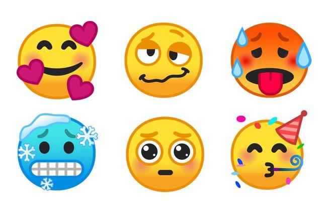 Android 9.0 Pie cập nhật hàng loạt emoji mới - Ảnh 1.