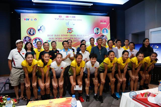 VTV Cup Ống nhựa Hoa Sen 2018: ĐT Việt Nam nhận thưởng 200 triệu đồng trước trận chung kết - Ảnh 8.