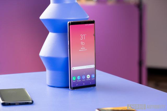 Samsung chính thức ra mắt Galaxy Note 9: Màn hình khổng lồ, pin 4.000mAh, điểm nhấn S Pen - Ảnh 6.