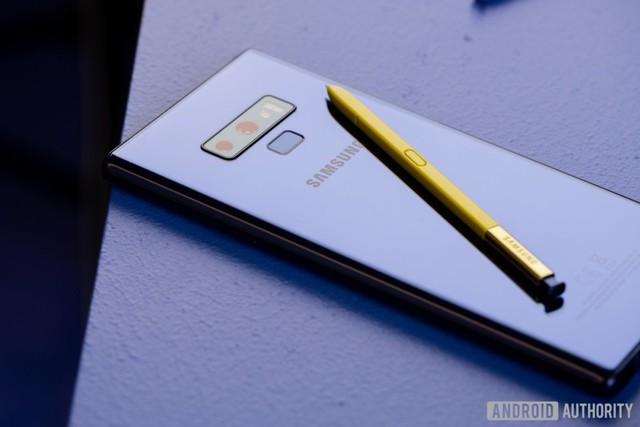 Samsung chính thức ra mắt Galaxy Note 9: Màn hình khổng lồ, pin 4.000mAh, điểm nhấn S Pen - Ảnh 5.