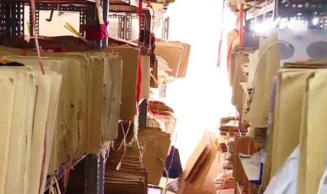 Thái Bình: Gần 30.000 sổ đỏ có nguy cơ bị tiêu hủy - Ảnh 1.