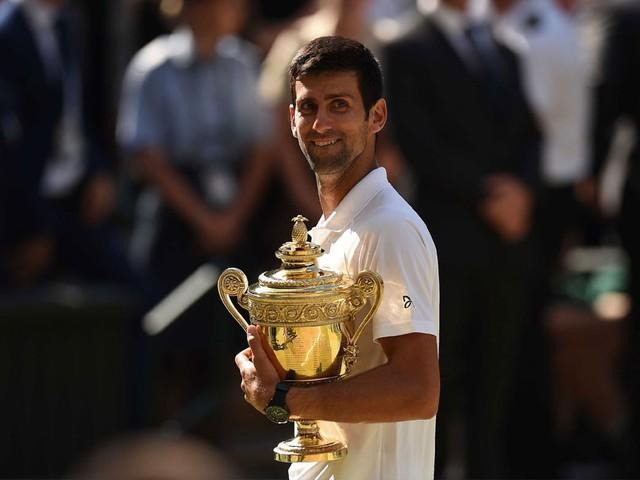 Novak Djokovic có thể đạt đến đẳng cấp như Roger Federer - Ảnh 1.