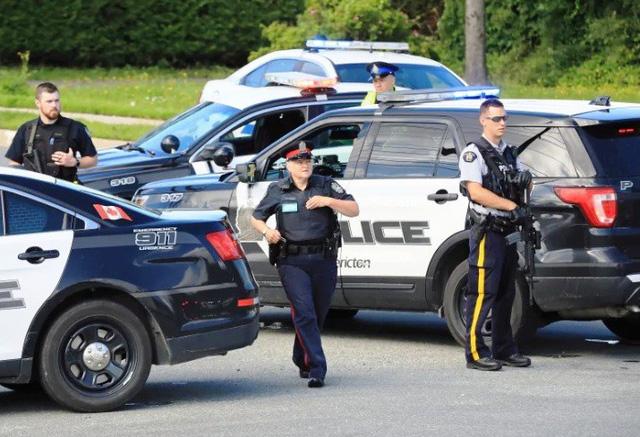 Xả súng ở Canada, ít nhất 4 người thiệt mạng - Ảnh 2.