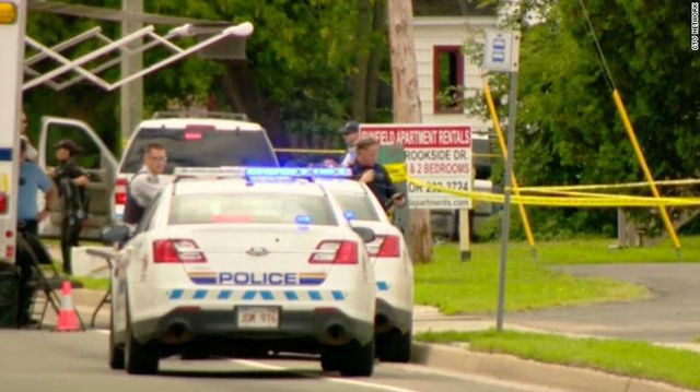 Xả súng ở Canada, ít nhất 4 người thiệt mạng - Ảnh 3.