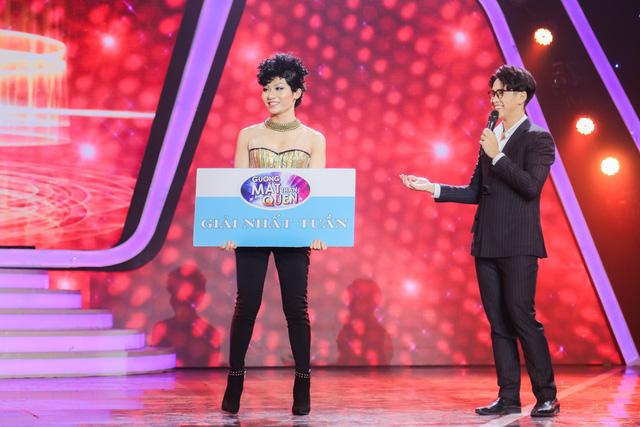 Gương mặt thân quen: hát hit Thu Minh, Đỗ Phú Quí tiếp tục giành chiến thắng - Ảnh 1.